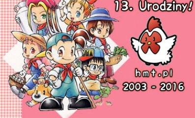 13 urodziny HMT!