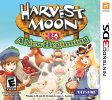 Harvest Moon 3DS: A New Beginning